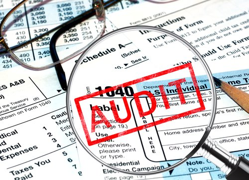 tax audit, challenging an audit